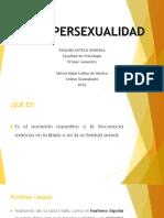 La Hipersexualidad Final