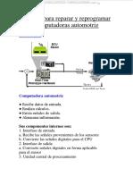 Manual Reparacion Reprogramacion Computadora Automotriz Componentes Ecu Motor Fallas Averias Diagnostico Diagramas (1)