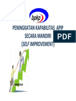 C.01.Bahan Ajar Nov 2015 - Self Improvement Kapabilitas APIP