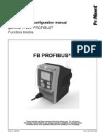 983500 BA G 050-06-16 en Niederdruckpumpe ErgBA Gamma X Profibus FB En
