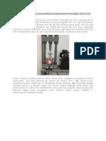 Uji Kuat Tekan Bebas (Unconfined Compression Strength Test) UCS