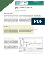 MFCA Software Brochure