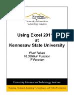 Excel2011 Advanced Rev