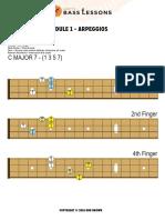SBL Fretboard Diagrams