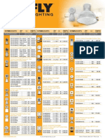 Firefly Conventional 2 INDOOR Price List APR 2017