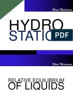 5.2_Relative Equilibrium of Liquids (Rotation)