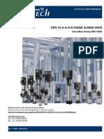 63.c High Pressure Pump _ Grundfos CR 5-18