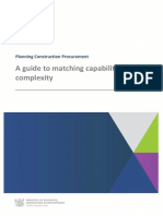 Complexity Capability Guide NZ