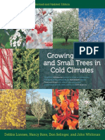 Growing Shrubs and Small Trees in Cold Climate
