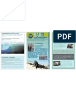 HSTT EIS/OEIS Environmental Stewardship Hawaii Poster