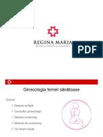 Ginecologia Femeii Sanatoase (1)