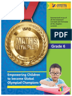 ISFO_Math 6 Workbook