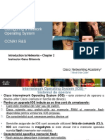 CCNA1 R&S- Cap. 2 Configure a Network Operating System
