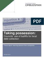 FR - Taking Possession Bailiffs Nov 2012 Amended Oct 2013