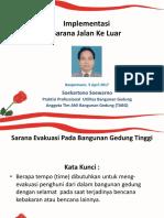 Sukartono Soewarno_implementasi Sarana Jalan Ke Luar
