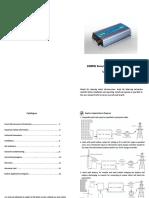 1000w Grid Inverter Manual