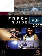 Freshman Guide Book 2017