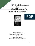 Kite Runner Book