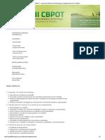 VII CBPOT - Congresso Brasileiro de Psicologia Organizacional e Do Trabalho