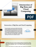 Intersection of Big Data and Cloud Computing