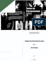 Temas de Psicopatologia