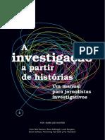 Manual Jornalismo Investigativo