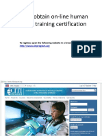 Citi Training Instructions UPDATED 2017