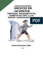 Ejercicio en Pacientes - Carlos Saavedra
