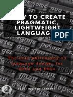 Create Languages