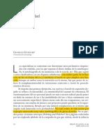 GUSDORF, G. La Autenticidad.