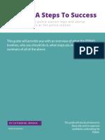 PSRAS - Steps to Success eBook