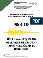 TITULO A - NSR 10
