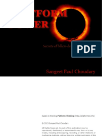 Platform Power - Sangeet Paul Choudary