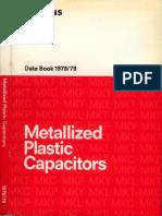 SiemensMetallizedPlasticCapacitorsDataBook1978-79