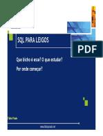 SQL_Leigos