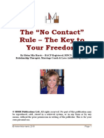 Helen Harris No Contact Rule e Book