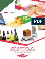 Guía de Productos- Empaques y Plásticos de Especialidad