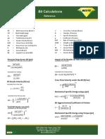 Bit Calculations