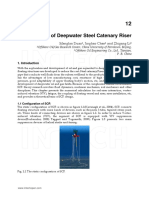 Mechanics of Deepwater Steel Catenary Riser