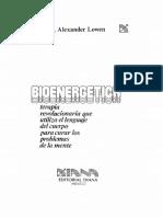 Lowen Alexander - Bioenergetica