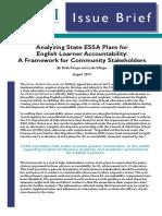 ESSA Framework