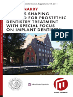 27-04-2016 NARBY - Factors Shaping Demand for Prosthetic Dentistry Treatment With Spceial Focus on Implant Dentistry