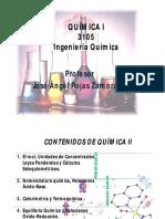 Clase Inicial de Química