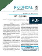 Ley 1474