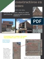 Errores Constructivos en Edificaciones