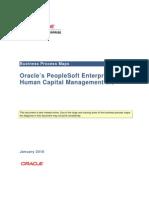 People Soft HCM 9.0 Business Process Maps