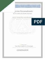 Red Diseño Humano - GENERADOR