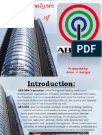 ABS-CBN Case Study_Case Analysis