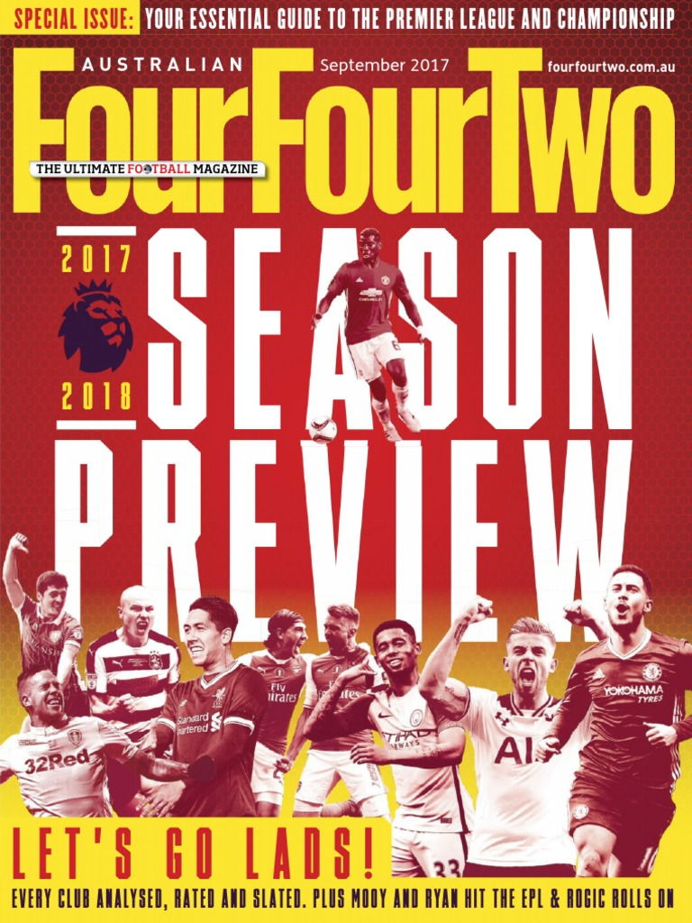 Australian FourFourTwo September 2017 FreeMags.cc | Association ...