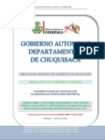 Documento Base de Contratacion municipal